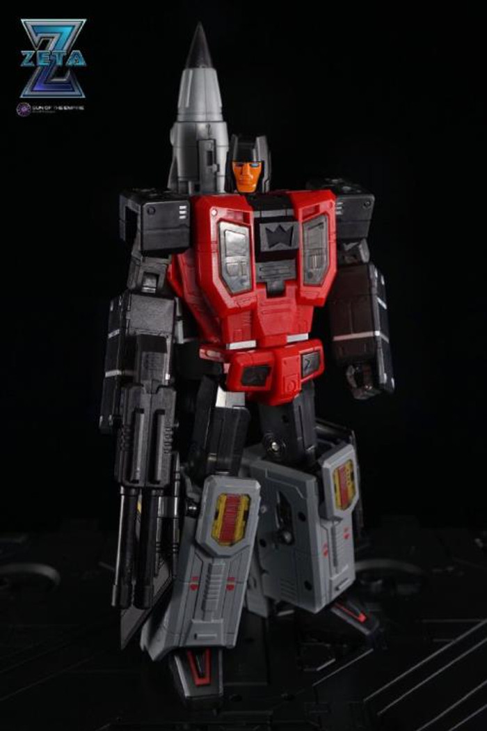 Zeta Toys - ZB-05 Downthrust