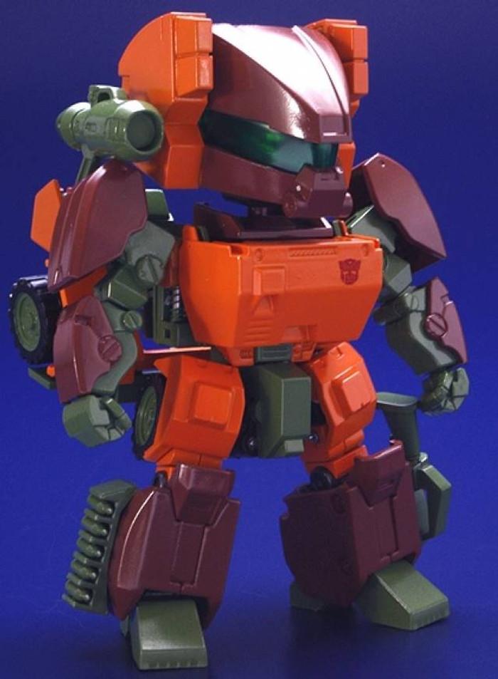 Action Toys - ES Gokin - ES14 Roadbuster