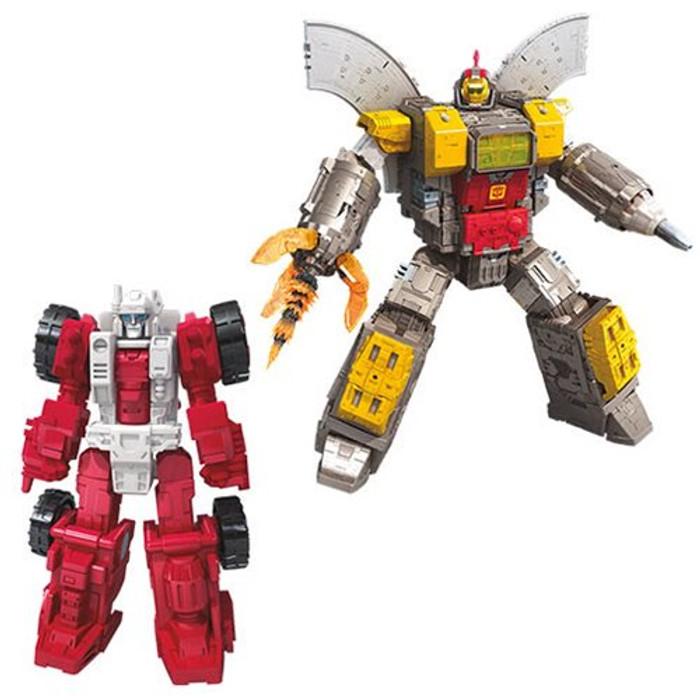Transformers Generations Siege - Titan Omega Supreme