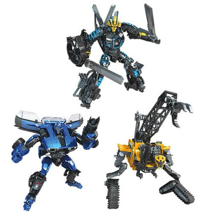 Transformers Generations Studio Series - Deluxe Wave 7 - Set of 3
