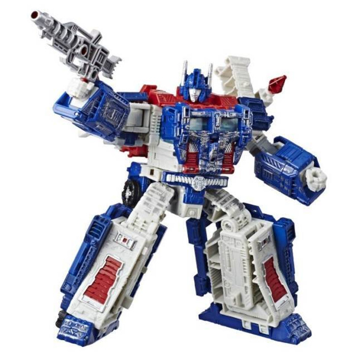 Transformers Generations Siege - Leader Ultra Magnus