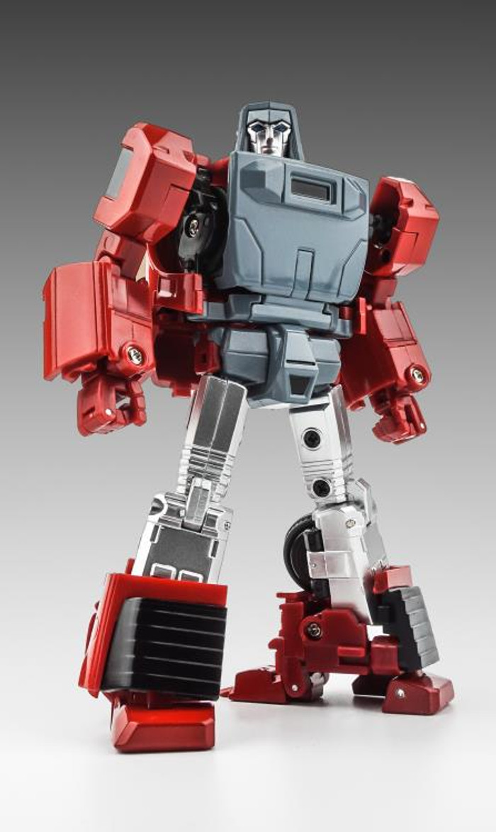 X-Transbots - MX-VI Boost (ComiToon Version)
