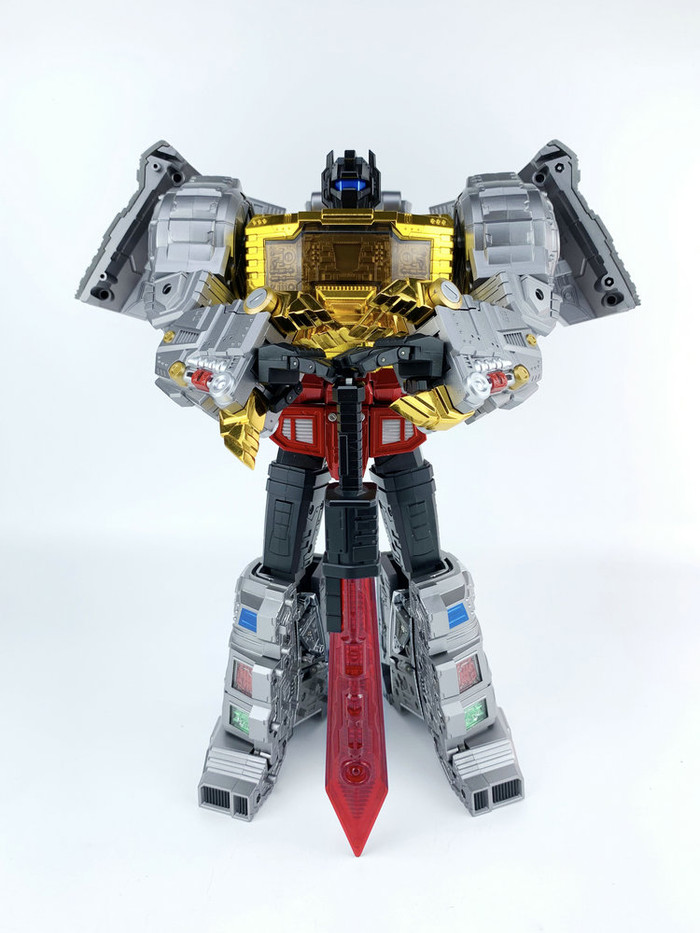 Giga Power - Gigasaurs - HQ01 Superator - Metallic