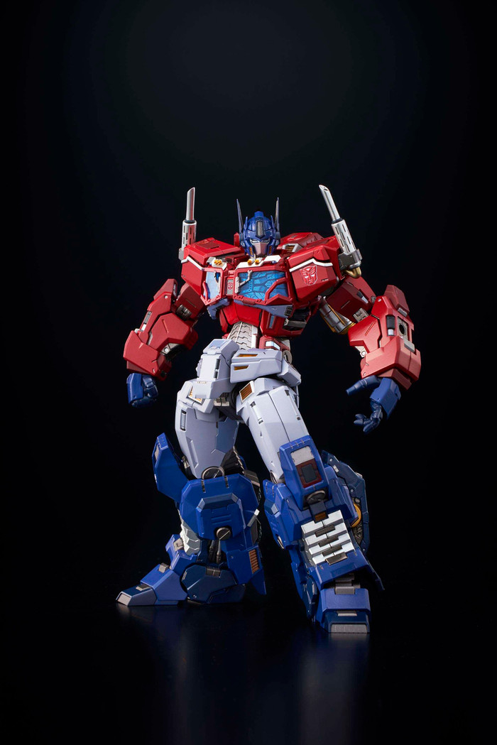 Flame Toys - Transformers Optimus Prime