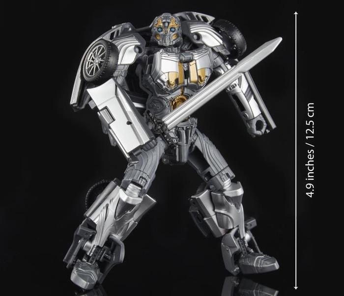 Transformers Generations Studio Series - Deluxe Cogman