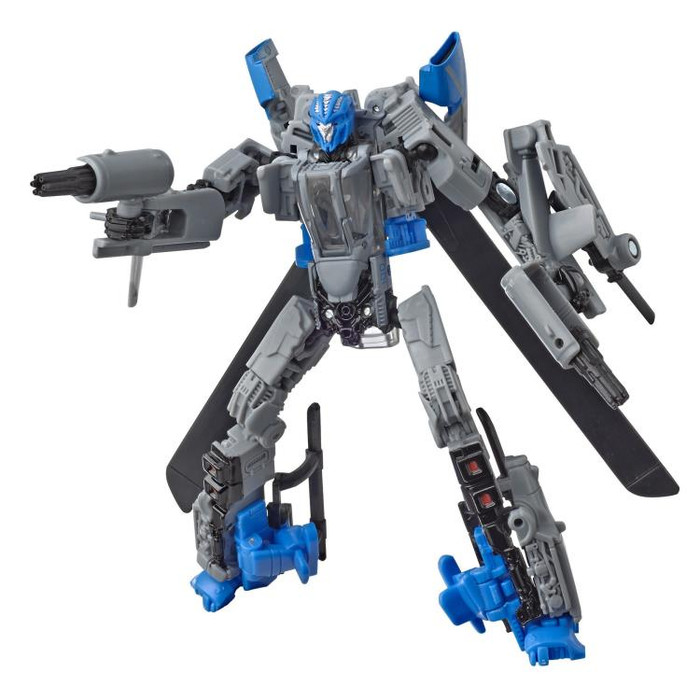 Transformers Generations Studio Series - Deluxe Dropkick