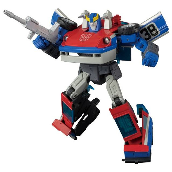 MP-19+ Masterpiece Smokescreen Anime Version