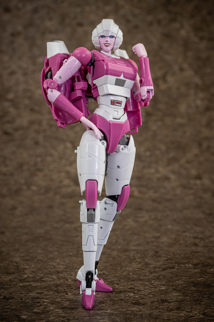 Ocular Max - Perfection Series - PS-04A Azalea Alternative