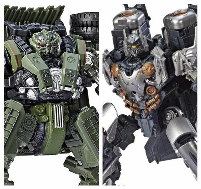 Transformers Generations Studio Series - Voyager Wave 7 - Set of 2