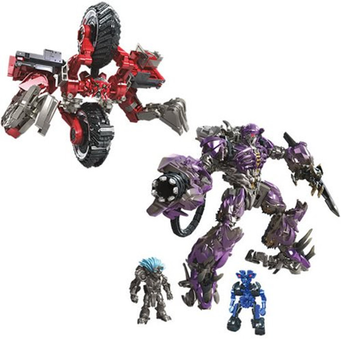 Transformers Generations Studio Series - Leader Wave 4 - Set of 2