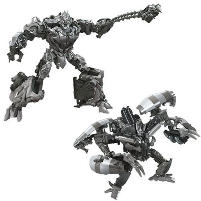 Transformers Generations Studio Series - Voyager Wave 8 - Set of 2