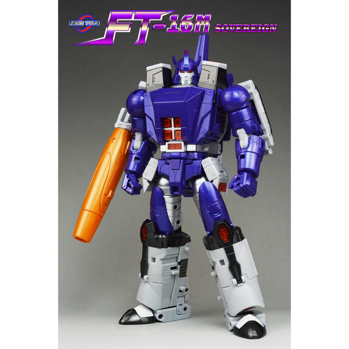 Fans Toys - FT16M Sovereign Limited Edition Color (Reissue)