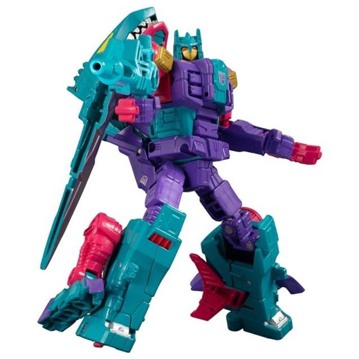 Takara Transformers Generations Selects - King Poseidon (Piranacon) - Overbite (Takara Tomy Mall Exclusive)