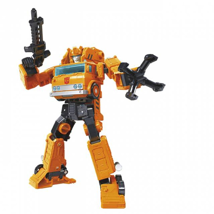 Transformers War for Cybertron - Earthrise - Voyager Grapple