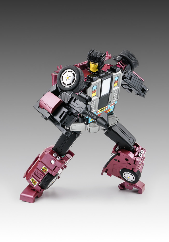 X-Transbots - Monolith Combiner MX-15T Deathwish Youth Version