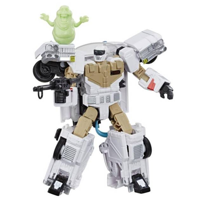 Transformers Generations  - Ghostbusters Ecto-1 Ectotron
