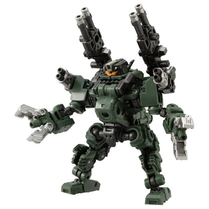Diaclone Reboot - DA-49 Powered System Maneuver Epsilon (Space Marine Squad Ver.) Exclusive