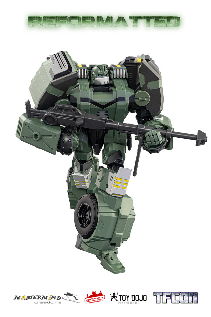 Mastermind Creations - Reformatted R-37 Bedrock