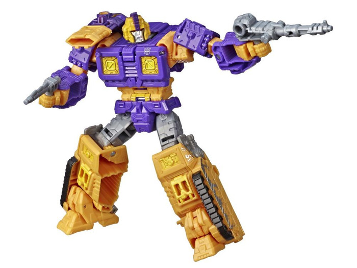 Transformers Generations Siege - Deluxe Impactor