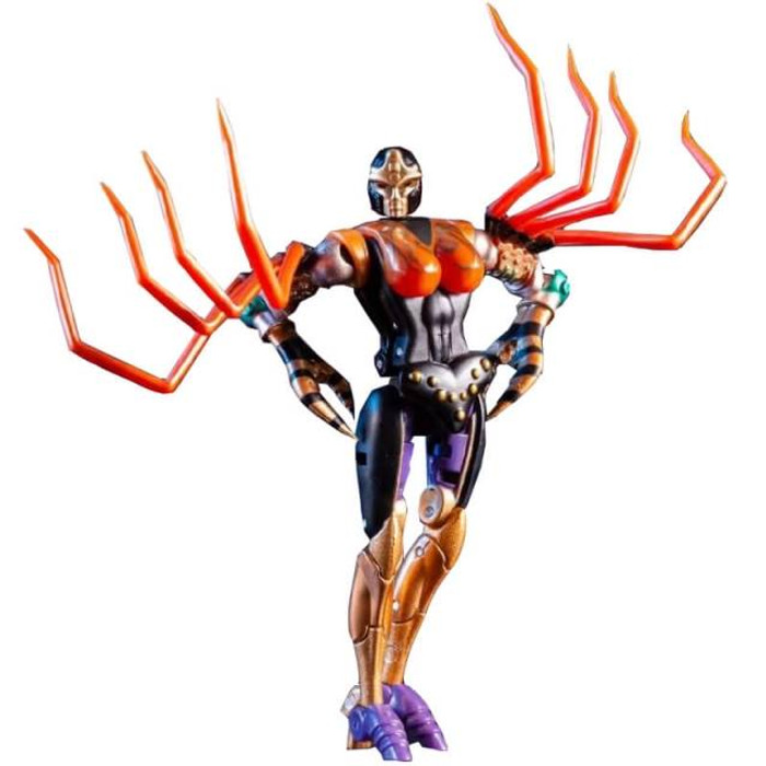 Transform Element - TE-MM001 Spider Woman