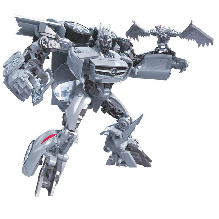 Transformers Generations Studio Series - Deluxe Soundwave