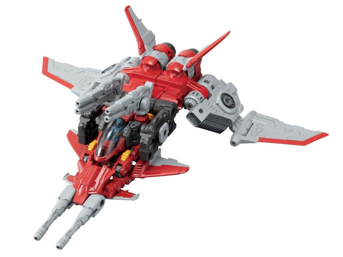 Diaclone Reboot - DA-52 Verse Riser Vol. 1