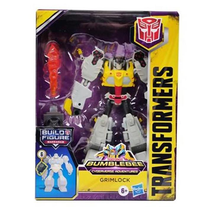 Transformers Cyberverse - Deluxe Grimlock