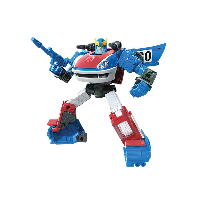 Transformers War for Cybertron - Earthrise - Deluxe Smokescreen