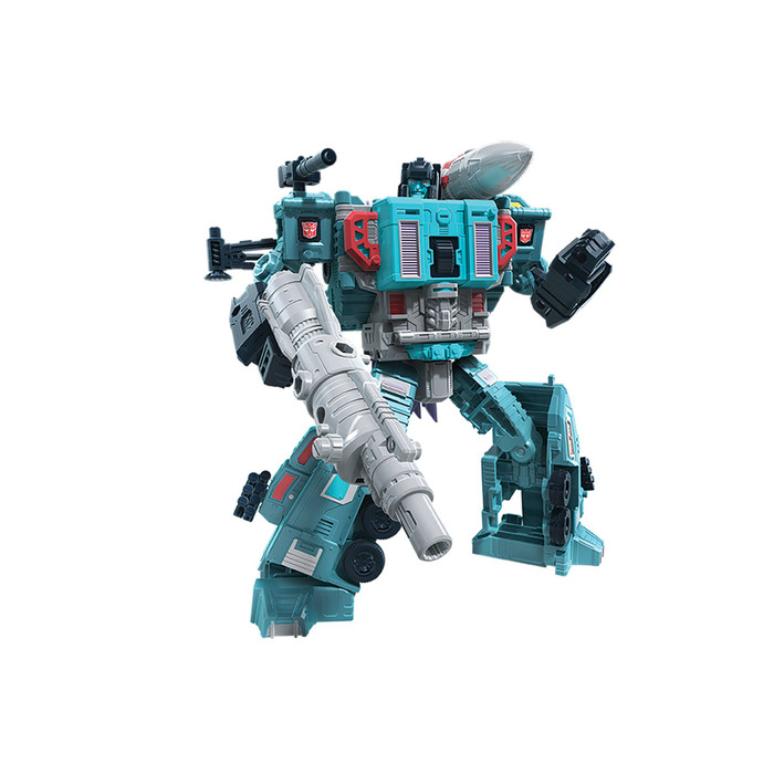 Transformers War for Cybertron - Earthrise - Leader Doubledealer