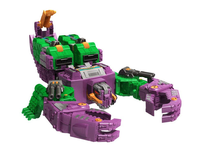 Transformers War for Cybertron - Earthrise - Titan Scorponok