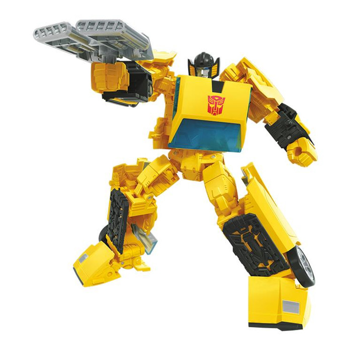Transformers War for Cybertron - Earthrise - Deluxe Sunstreaker