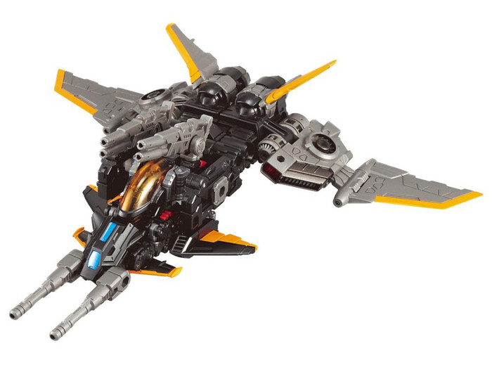 Diaclone Reboot - DA-56 Verse Riser Vol. 1 Shadow Caliber Type (Takara Tomy Mall Exclusive)