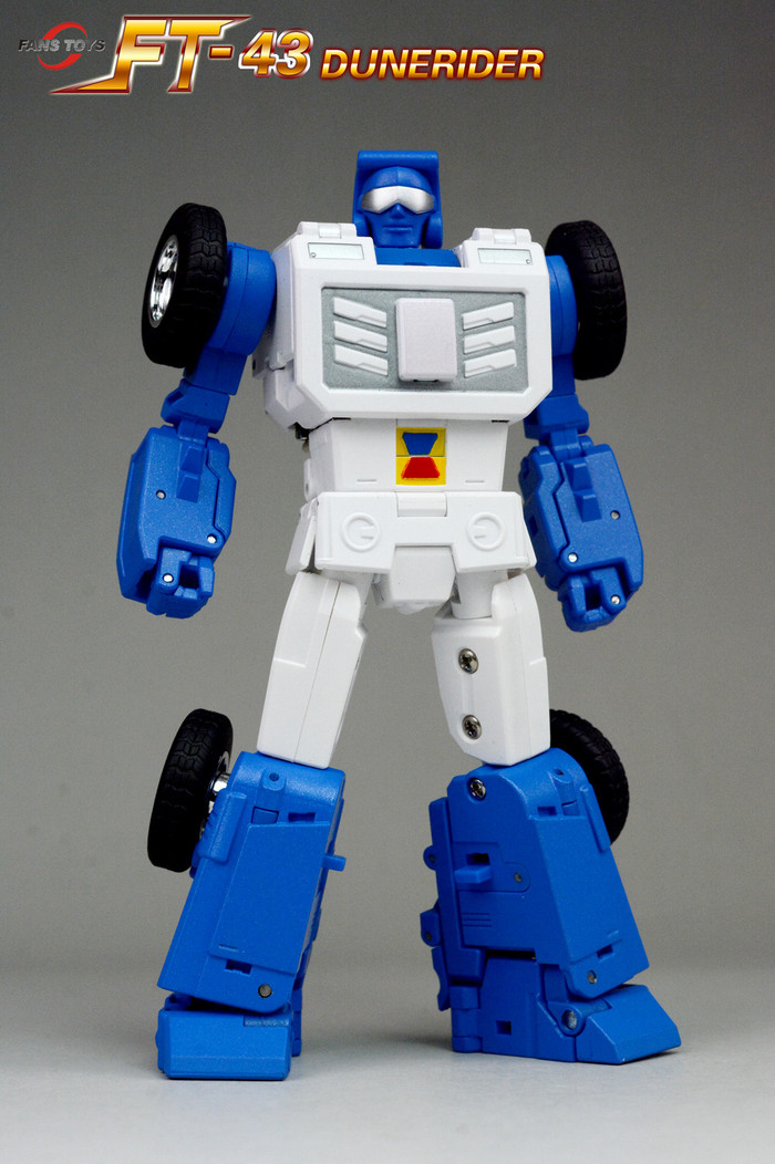 Fans Toys - FT-43 Dunerider