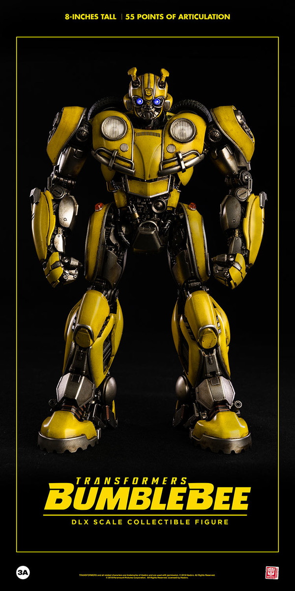 Threezero - Bumblebee Movie: DLX Bumblebee