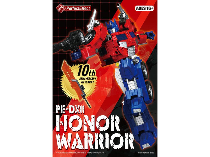 Perfect Effect - PE-DX11 Honor Warrior