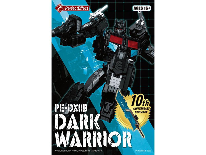 Perfect Effect - PE-DX11B Dark Warrior