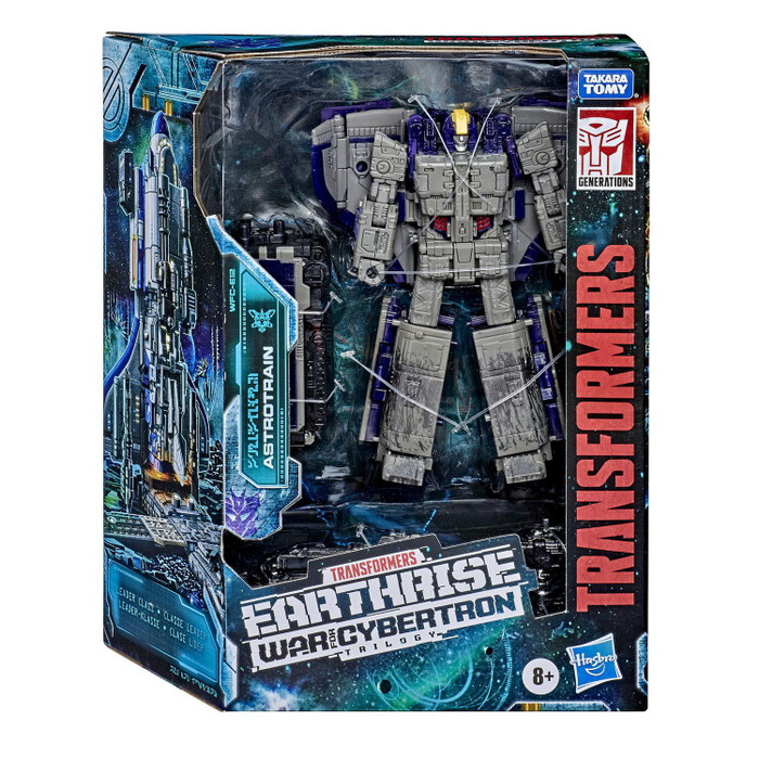 Transformers War for Cybertron - Earthrise - Leader Astrotrain