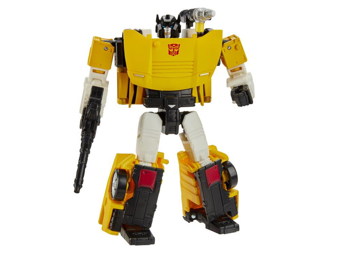 Transformers Generations Selects - Deluxe Tigertrack Exclusive