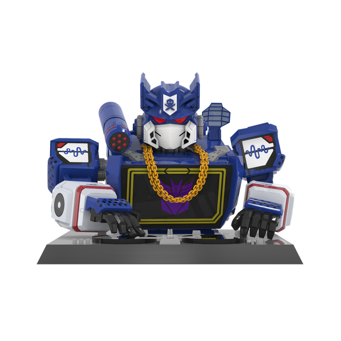 Mighty Jaxx - Transformers X Quiccs: Soundwave