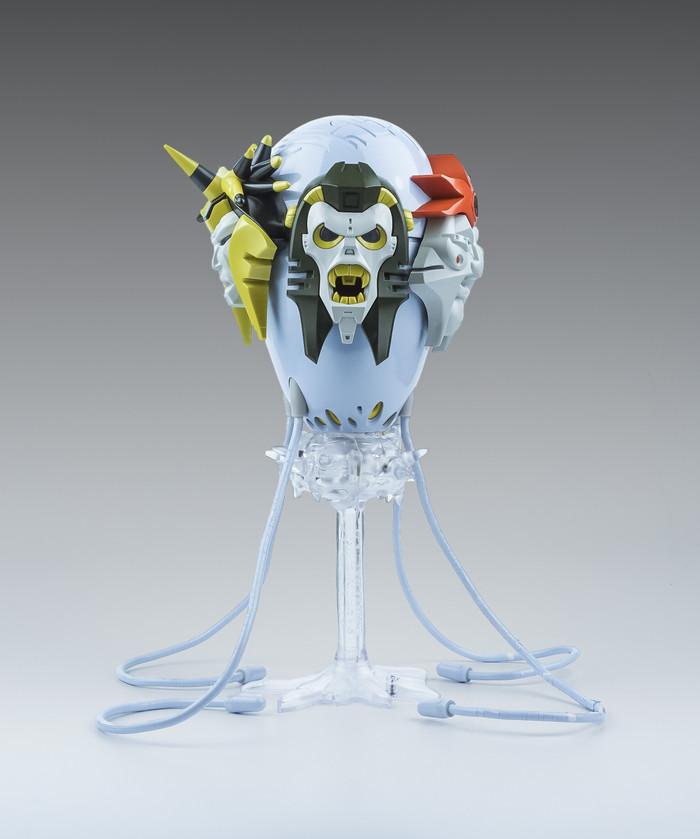 X-Transbots - MX-18 Dr. Egg