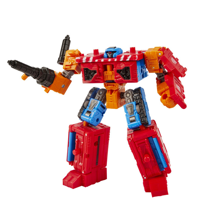 Transformers Generations Selects - Earthrise  - Deluxe Hothouse Exclusive