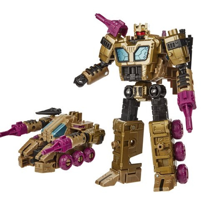 Transformers Generations Selects - Earthrise - Deluxe Black Roritchi Exclusive