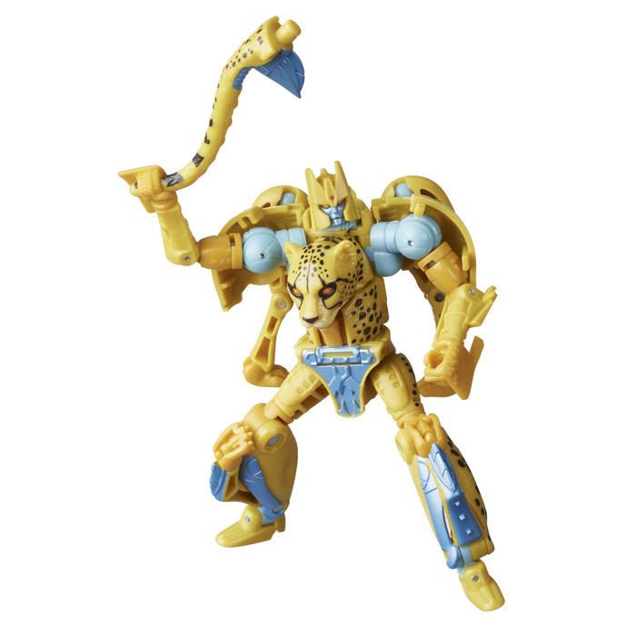 Transformers War for Cybertron: Kingdom - Deluxe Class Cheetor