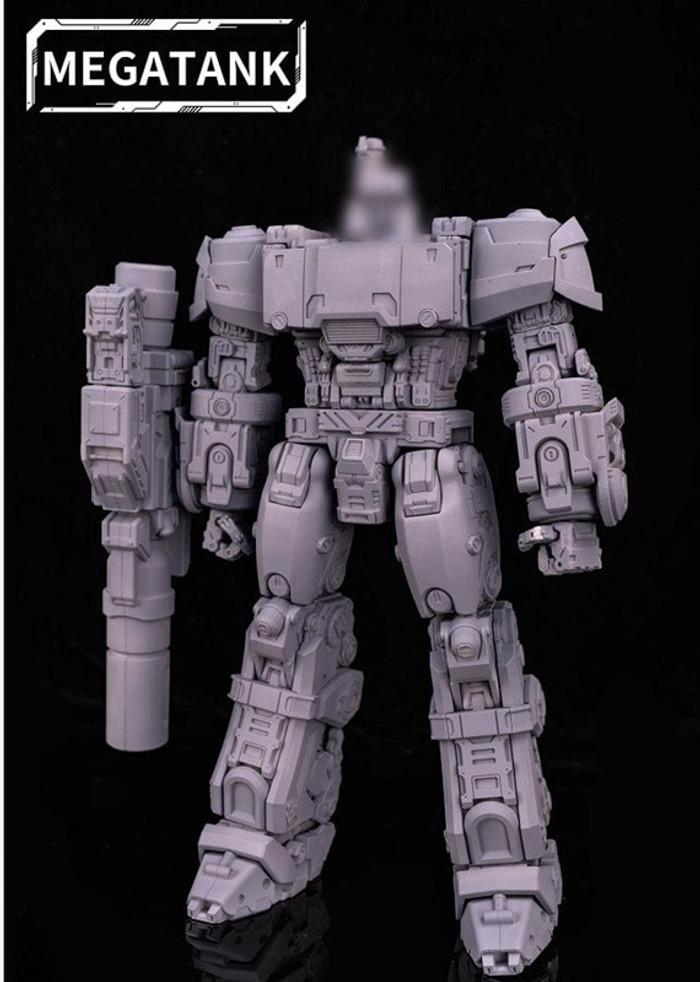 Monocrat - MT01 Megatank
