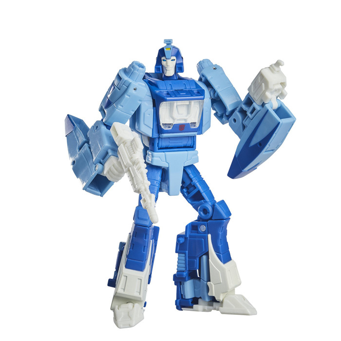 Transformers Studio Series 86-03 - The Transformers: The Movie Deluxe Blurr (2nd Shipment)