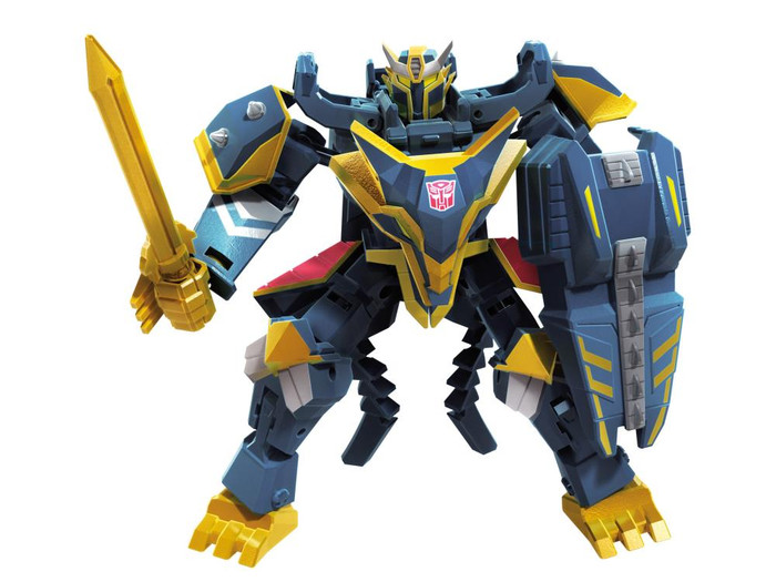 Transformers Cyberverse - Deluxe Thunderhowl