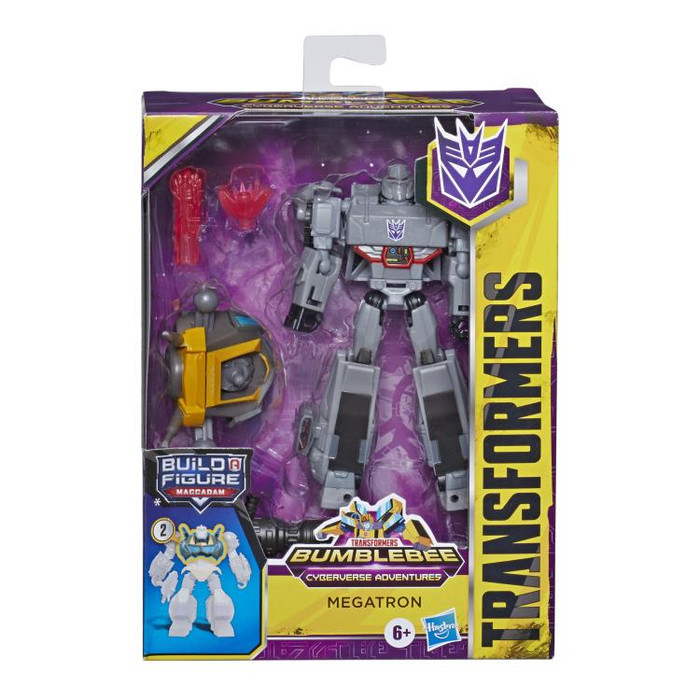 Transformers Cyberverse - Deluxe Megatron