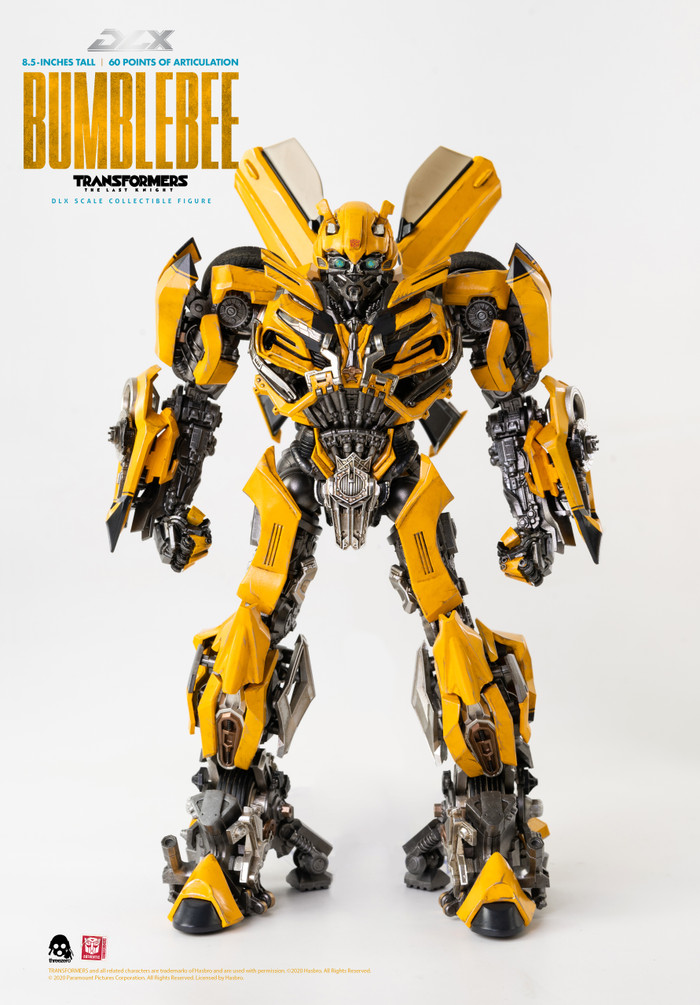 Threezero - Transformers The Last Knight - DLX Bumblebee
