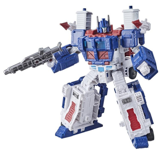 Transformers War for Cybertron: Kingdom - Leader Class Ultra Magnus