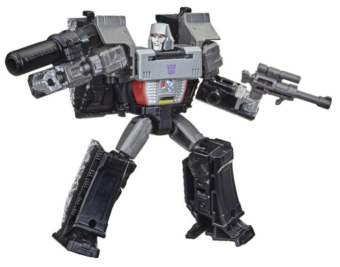 Transformers War for Cybertron: Kingdom - Core Class Megatron